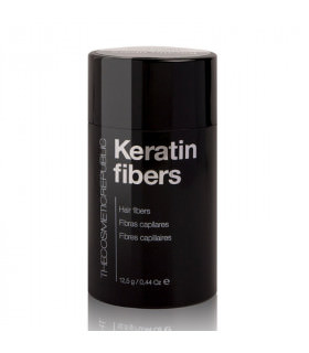 The Cosmetic Republic Keratin Hair Fibers Castaño Claro 12,5grs
