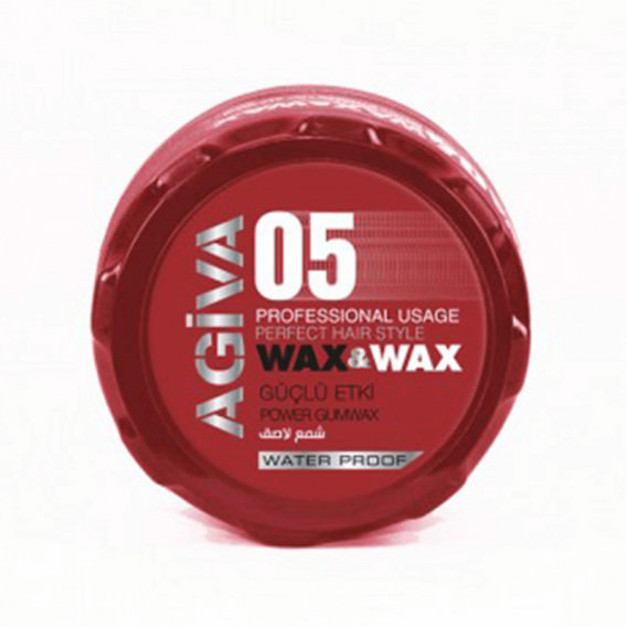 Agiva Styling Gum Wax 05 175ml