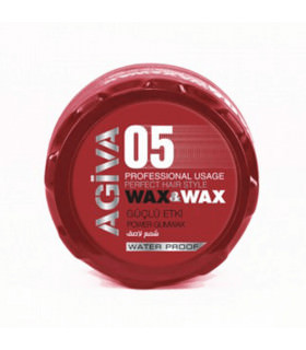 Agiva Styling Gum Wax 05 175ml