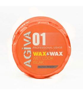 Agiva Styling Cream Wax 01 Super Hold 175ml