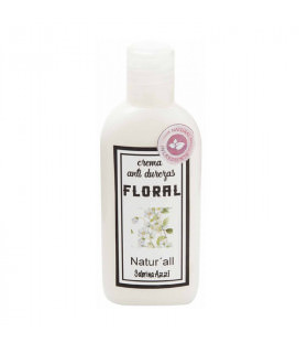 Sabrina Natur All Crema Pies Antidureza Flor 100ml