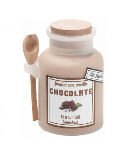 Sabrina Natur All Fondue Arcilla/Chocolate 300ml