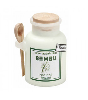 Sabrina Natur All Crema Masaje Elixir Bambú 300ml