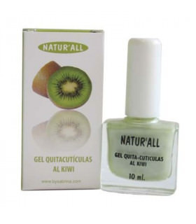Sabrina Natur All Gel Quitacutículas Kiwi 10ml