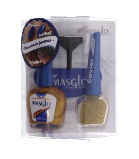 Masglo Kit Caviar Dorado