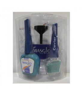 Masglo Kit Caviar Aguamarina