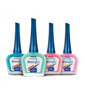 Masglo Kit Esmaltes Colección Manicurista
