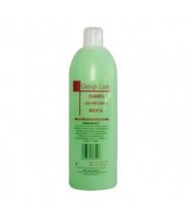 Design Look Champú de Menta 1000ml