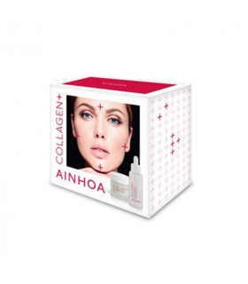 Ainhoa Collagen+ Pack (Serum + Crema Facial)