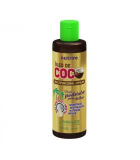 Embelleze Novex Nutrire Oleo de Coco Multifuncional 100ml