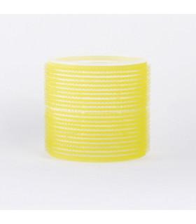 Bifull Rulo Velcro Amarillo 66mm (12uds)