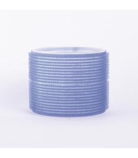 Bifull Rulo Velcro Azul 78mm (6uds)
