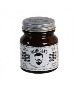 Morgan's Moustache Styling Wax 50gr