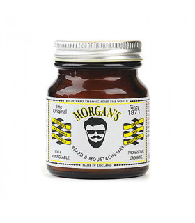Morgans Beard & Moustache Wax 50gr