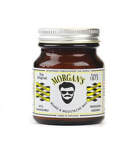 Morgans Beard & Moustache Wax 50gr