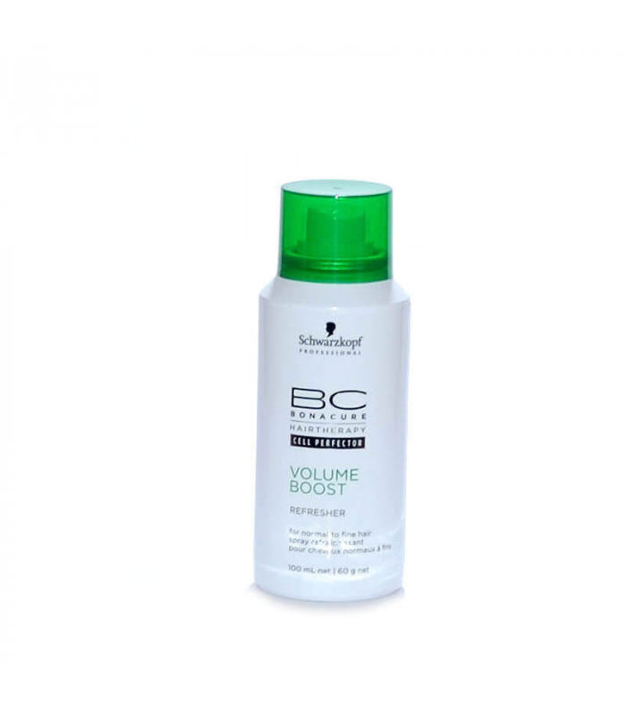 Schwarzkopf BC Volumen boost Spray de retoque instantáneo 100ml