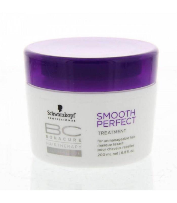 Schwarzkopf BC Smooth perfect Tratamiento 200ml