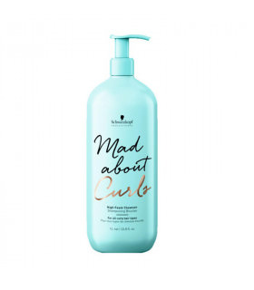 Schwarzkopf Mad Curls High Foam 1000ml