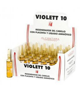 Alcántara Cosmética Violett 10 (24 x 10ml)