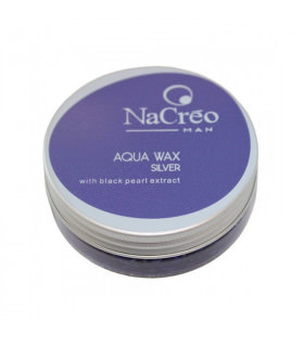 Nacreo Man Aqua Wax Silver 50ml