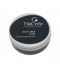 Nacreo Man Matte Wax Black 50ml