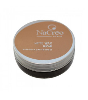 Nacreo Man Matte Wax Blond 50ml