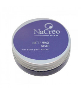 Nacreo Man Matte Wax Silver 50ml