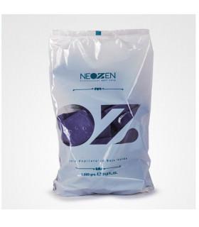 Neozen Cera Depilatoria Pastillas Color Malva 1000gr