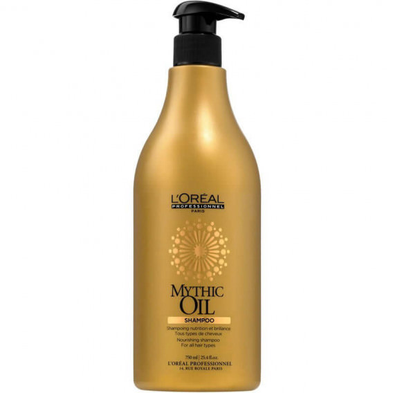 L'Oreal Expert Mythic Oil Champú 750ml