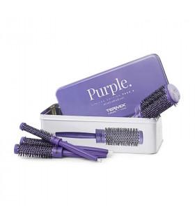 Termix Profesional Pack 5 Cepillos C.Ramic Purple