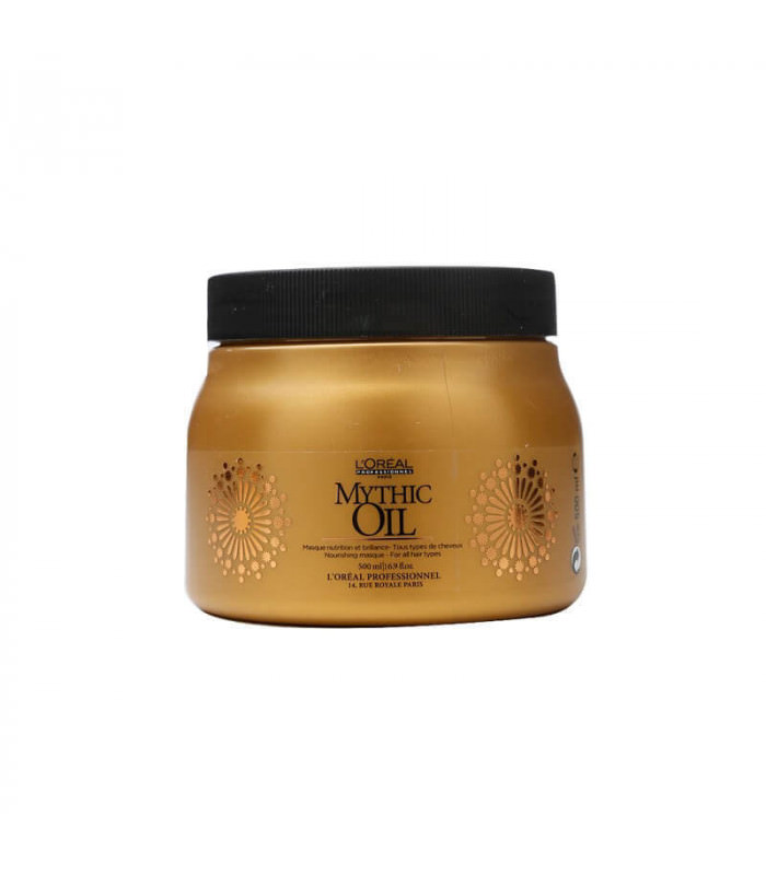 L'Oreal Expert Mythic Oil Mascarilla 500ml