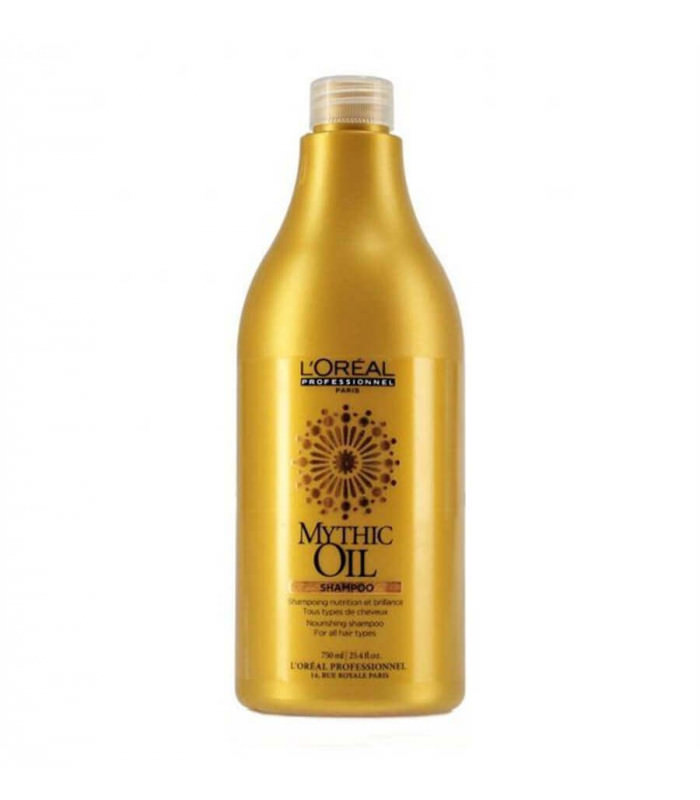 L'Oreal Expert Mythic Oil Sparkling Shampoo 750ml