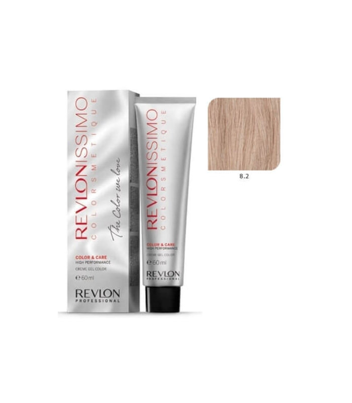 Revlonissimo Colorsmetique 8.2 Rubio Claro Irisadio Revlon 60ml