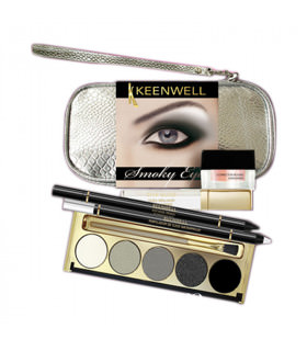 Keenwell Pack Sombras Ojos Smoky Eyes