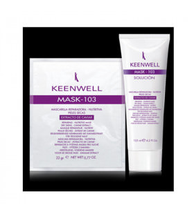 Keenwell Nourishing Mask Caviar Extract Num 103 (22ml +125ml)