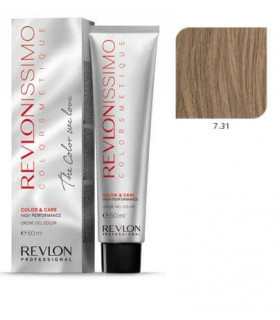 Revlonissimo Colorsmetique 7.31 Rubio Beige Revlon 60ml