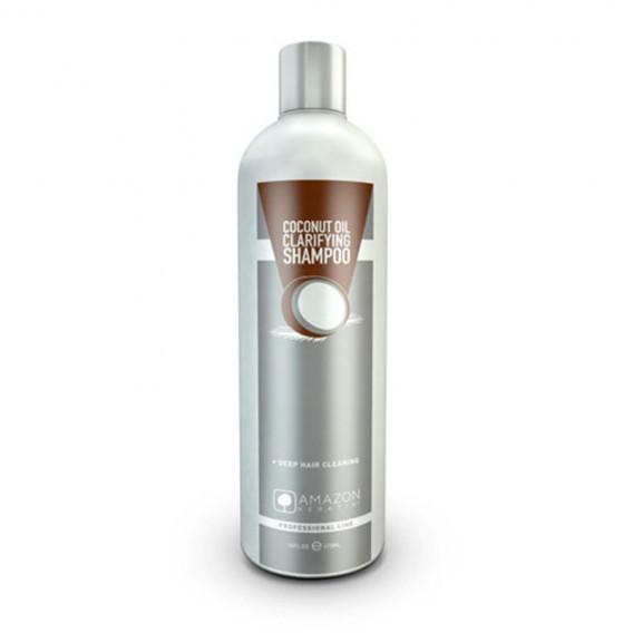 Amazon Keratin Coconut Oil Clarifying Shampoo 946ml