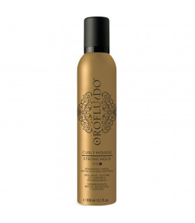Revlon Oro Fluido Curly Mousse 300ml