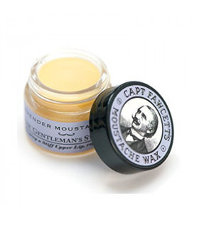 Capt Fawcett´s Moustache Wax Lavender 15ml