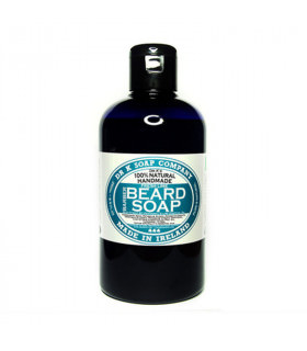 Dr. K Soap Barber Beard Soap Lime Essential Oil 250ml