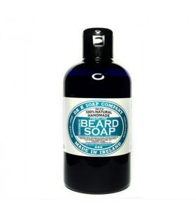 Dr. K Soap Barber Beard Soap Lime Essential Oil 250ml