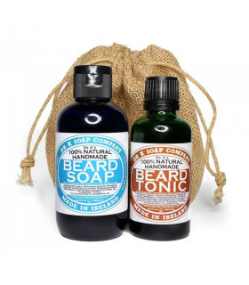 Dr. K Soap Beard Bag (Tonic + Soap)