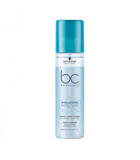 Schwarzkopf BC Hyaluronic Moisture Kick Spray Acondicionador 200ml