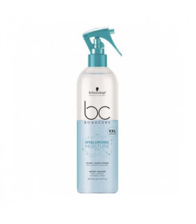 Schwarzkopf BC Hyaluronic Moisture Kick Spray Acondicionador 400ml
