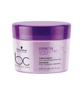 Schwarzkopf BC Keratin Smooth Perfect Tratamiento 200ml