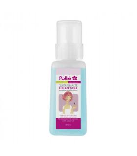 Pollie Quitaesmalte sin Acetona con Dosificador (240ml)