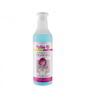 Pollie Quitaesmalte sin Acetona (500ml)