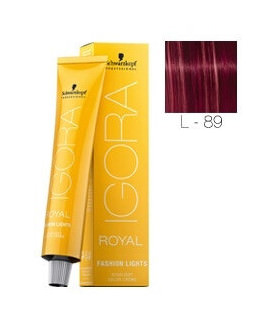 Igora Fashion Lights 60ml Schwarzkopf Professional tinte de pelo