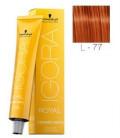 Igora Fashion Lights L-77 Cobrizo 60ml Schwarzkopf Professional tinte de pelo