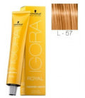 Igora Fashion Lights L-57 Dorado Cobrizo 60ml Schwarzkopf Professional tinte de pelo